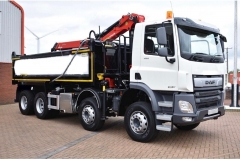 Grab  Lorry Hire Bournemouth